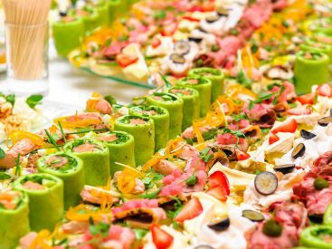 Party and Wedding Catering